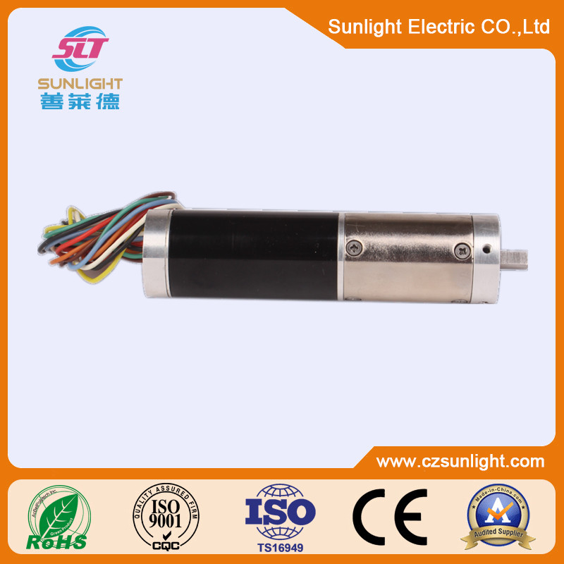24V 28mm brushless dc planetary gearbox motor with customized parameter