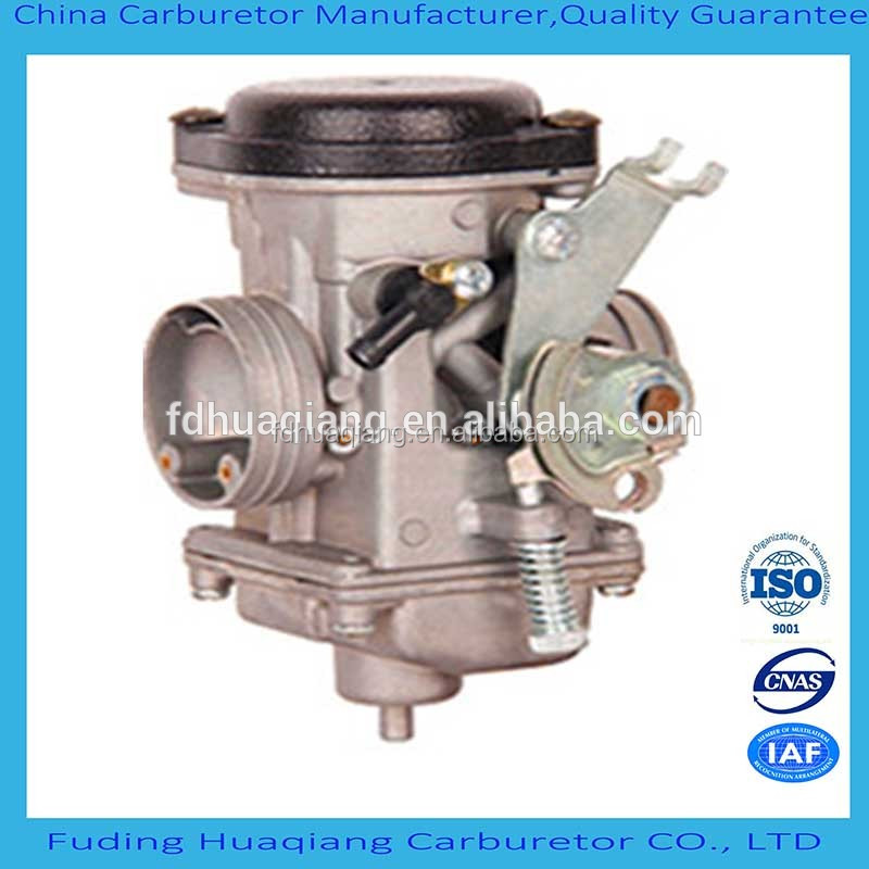 China carburetor manufacturer for ybr125 performance parts mikuni carburetor