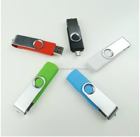 wholesale otg usb flash drive 8gb for promotion gift 1gb/2gb/4gb/8gb/16gb/32gb/64gb/128GB
