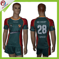 Dreamfox Sublimated rugby practice shirts custom rugby jersey
