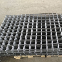 4x4 galvanized welded wire mesh with low price 4mm steel wire mesh for roof supporting