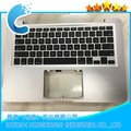 "100% Genuine New for Macbook Pro 13"" A1278 US Topcase Palm Rest w/ US Keyboard + Backlight + Battery indicator 2011 2012 Year"