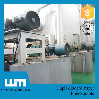250gsm duplex board paper for printing