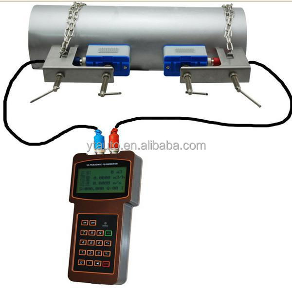Air conditioning refrigeration the heat measurement ultrasonic flow meter