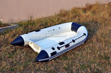 Liya Deep V fishing CE certification yacht small boat 4.0m pvc inflatable