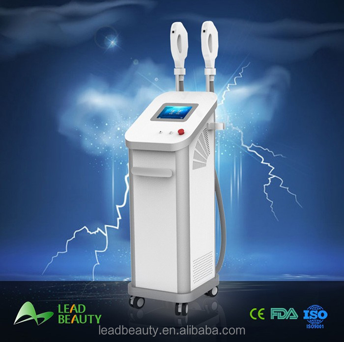 CE approval ipl facial hair removal machine