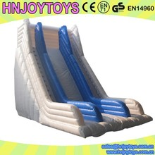 Long Water Slide Inflatable Industrial Slip and Slide