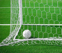 Sports equipment aluminium soccer goal football goal wholesale soccer equipment
