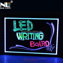 2014 new inventions products new high tech product led writing board/led board