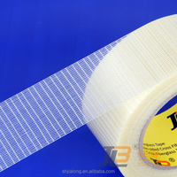 Cross filament tape JLW-325, bi-directional reinforced fiberglass tape; free samples