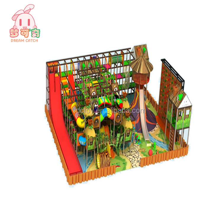 High quality mcdonalds indoor playground play centers toddler play areas