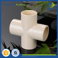 CPVC Cross ASTM D2846 (Cold / Hot water) /plastic Cross fitting