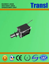AC 110V Type Micro Linear Push Pull Solenoid