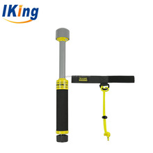 small size IKing-740 underground gold detector machine 100% underwater metal detector for gold and silver