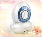 Aibaba Com Beauty Infrared Facial Massager RF Skin Tightening Machine