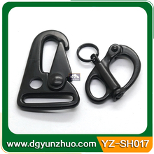 Wholesale metal key chain snap hook for 20mm webbing