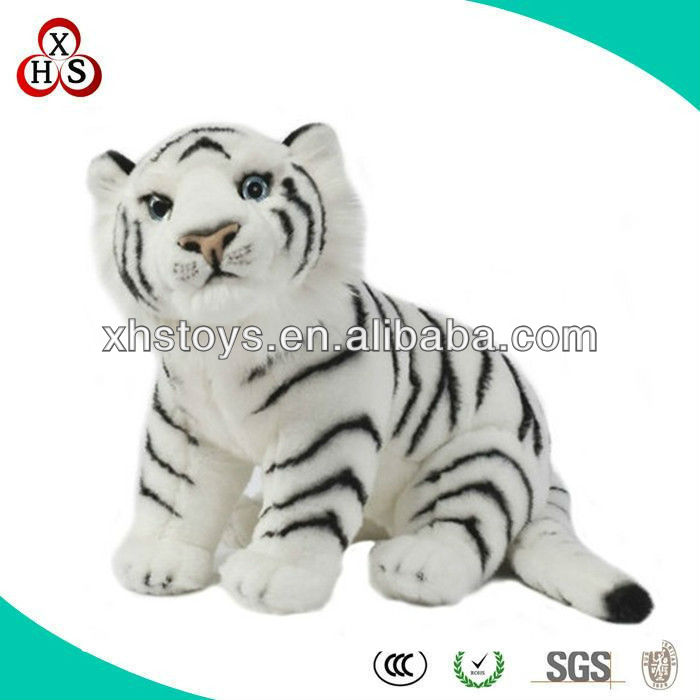 Super Soft Popular Plush Cartoon Cute Tiger Toys