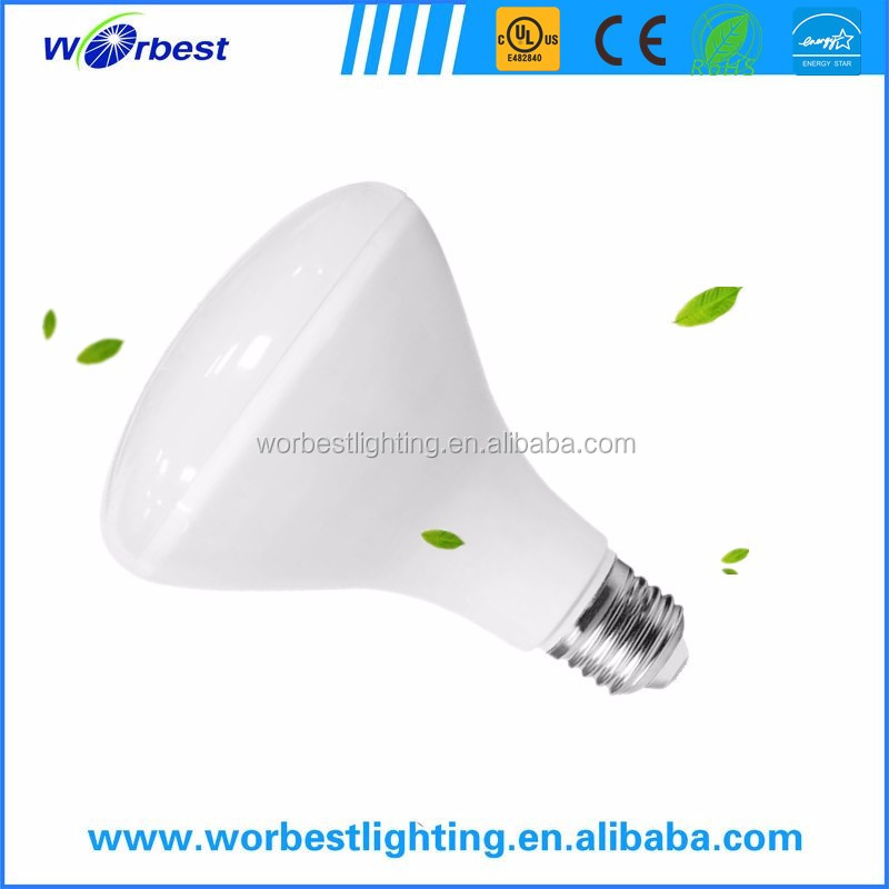 UL ES listed factory price led home lighting dimmable led BR20 bulb
