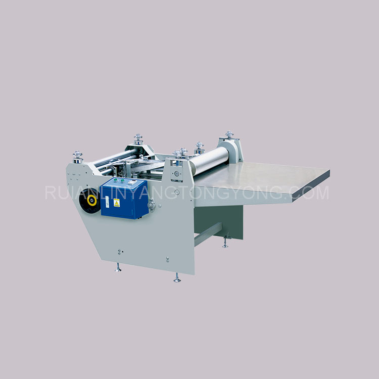 15-40m/min speed double side manual edge banding machine