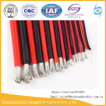 Silicone Rubber Cable/Wire 16 awg Flexible Core High Temperature Wire