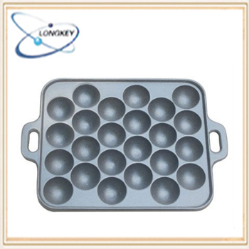 microwave oven cake pan with different style
