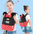 Backpack Item Name and Cotton Fabric Material Kindergarten Animal Backpacks Manufacturer in China