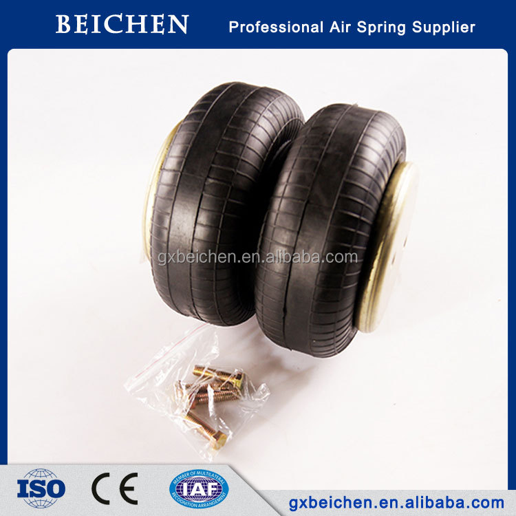 Double Convoluted Air Suspension Spring Air Pressure Bellows Mack Truck Springs