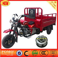 Chinese New Design non electric cargo pedal trike tricycle