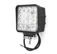 4.5 inch 48w led work light,led spotlight for car,12v led car spotlight for tractor UTV
