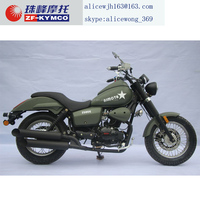 New fashion chinese chopper motorcycle with 250cc(ZF250-6A)