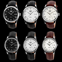 lady vogue genuine leather watch smart quartz high quality business watches japan movt quartz watch stainless steel back