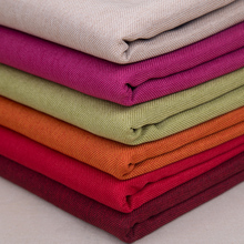 shaoxing 55 linen 45 cotton fabric 100% linen fabric, 160gsm for clothing hot selling 2017