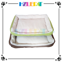 Soft warm indoor outdoor puppy cushion pet dog house kennel bed