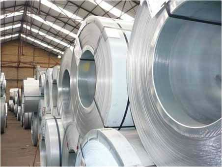 Secondary Electro-Galvanised Steel Coils