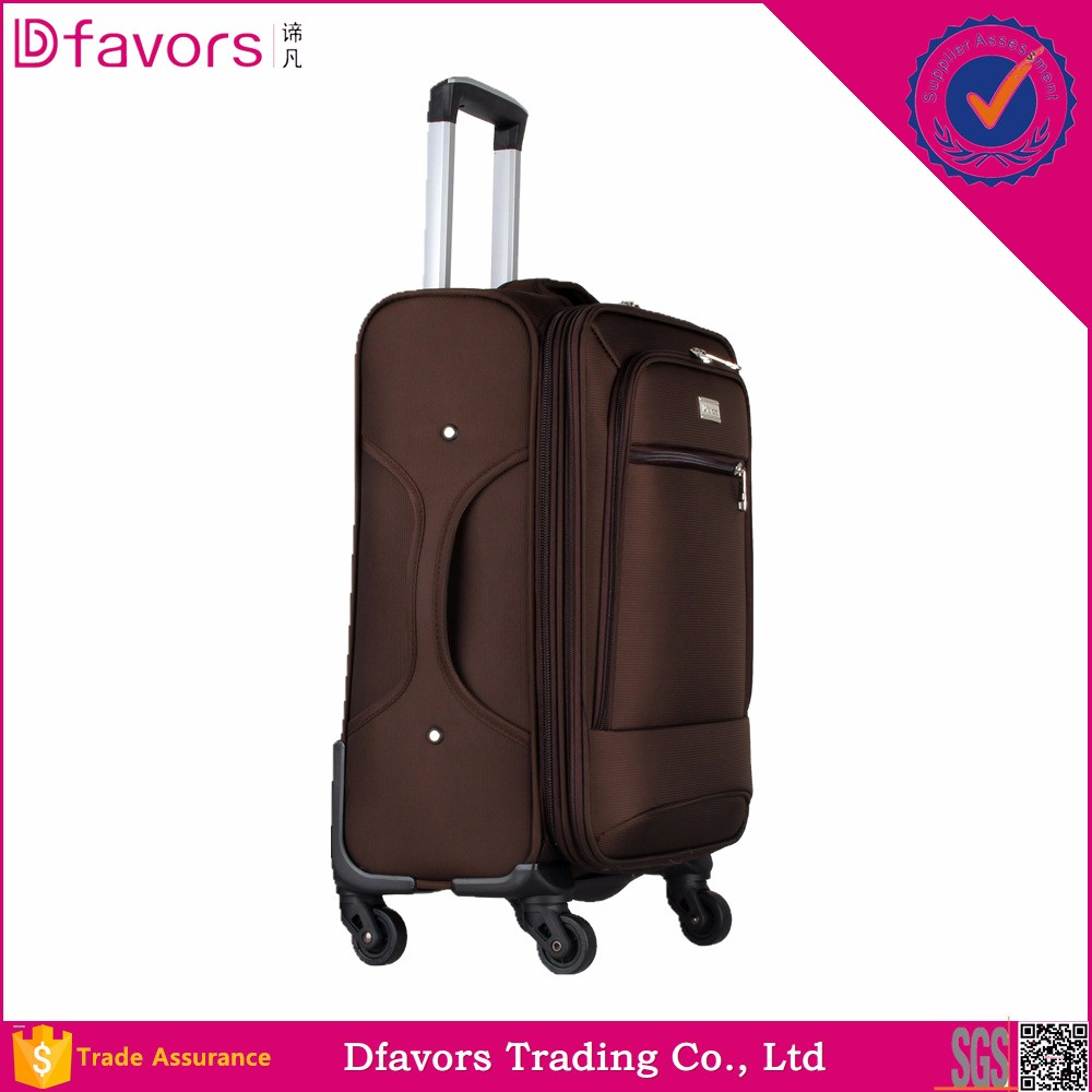 "Factory price 360 free spinner luggage 16"" red trolly luggage new abs boarding case in stock"