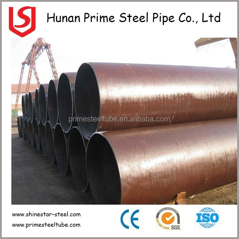 Prime Steel Pipe API 5L st52 ASTM A106 20 inch carbon seamless carbon steel line pipe price list st52