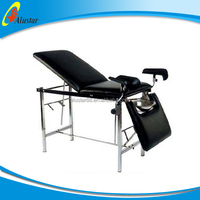 ALS-GY001 medical examination couch gynecological examination table simple woman examination bed