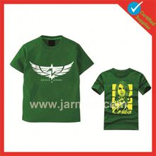 Free samples advertising full color printing t shirt printing and design