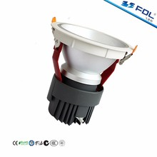 No Flicker Best Price 2017 10W 20W 30W 40W Recessed LED Downlight New Product