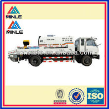 High quality Truck-mounted line Concrete pump HBCS90