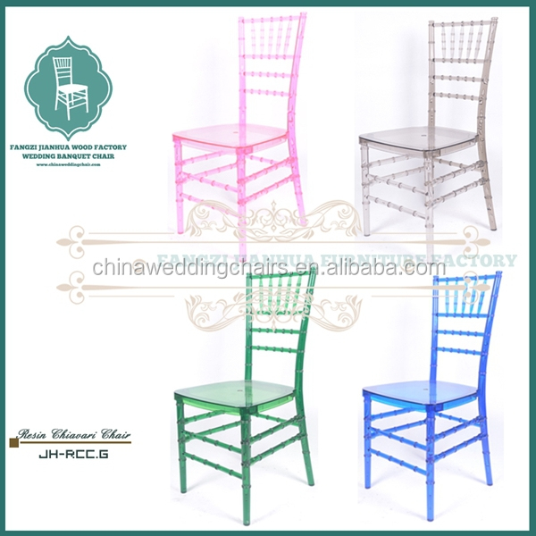 wedding silla tiffany resina chiavari chair