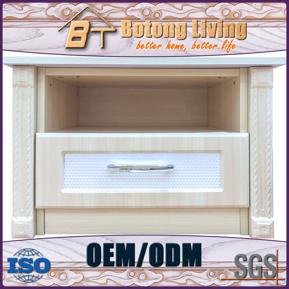 Botong Living BS5 industrial factory direct bed side made in china
