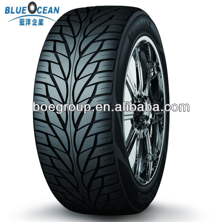 Ultra high performance automobile tyres UHP WINMAX