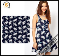 Custom cotton clothing fabric of digital printing