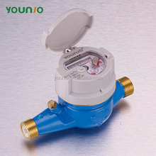 Younio Mechanical Multi Jet Dry Type Brass Water Meter, High Quality types of Water Meter
