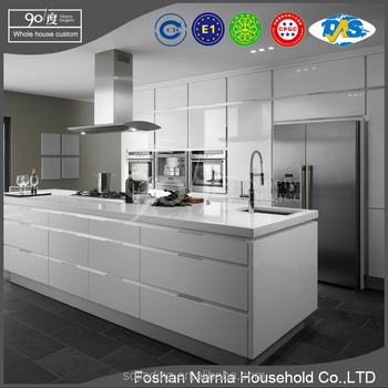hot sale modular kitchen cabinet 3d design