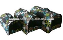 three-piece fashion patterns dog carrier(H06HF)