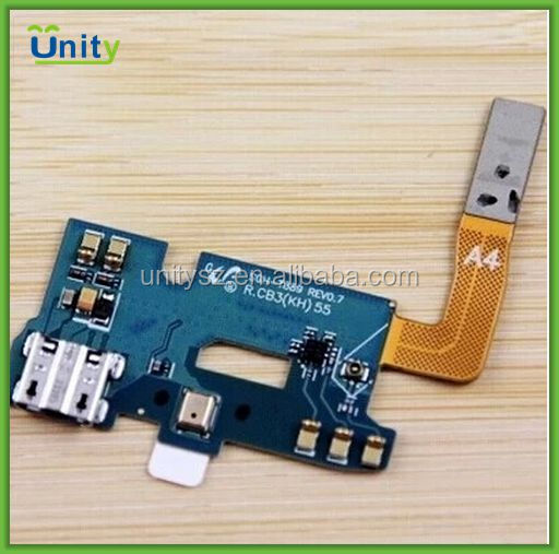 For Samsung Galaxy Note 2 II SGH-i317 Charger flex Charging Port Dock Flex Cable + Mic
