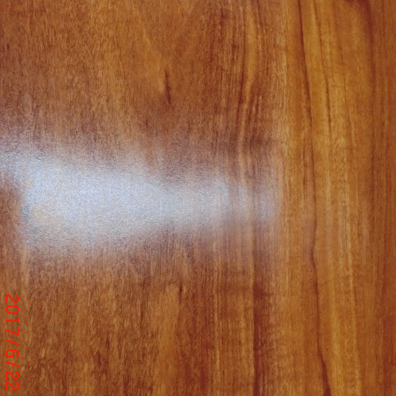 Waterproof wax anti slip oak Ac3 parquet tiles laminate wood flooring from china manufacture