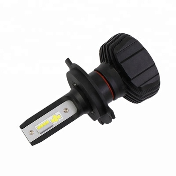 car accessories S1 Plus car led headlight bulb h4 h13 9004 9007 12v led light